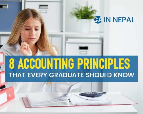 8 accounting priciple