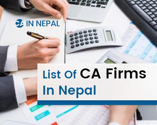 List of CA firms in Nepal