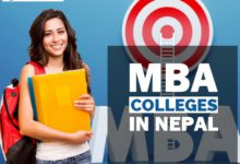 here we have define mba college of nepal